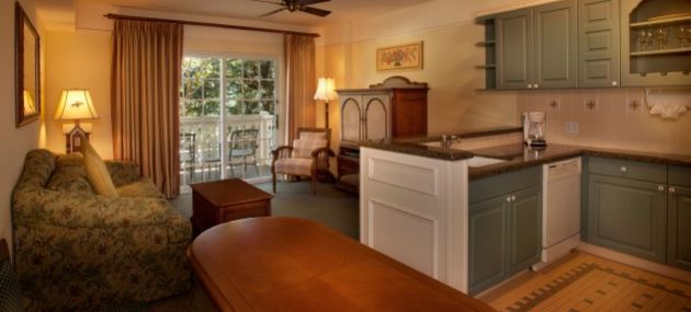 Disney Saratoga Springs Resort (hotel photo)