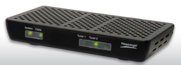 HTPC - Hauppauge WinTV-DCR-2650 dual tuner CableCARD receiver