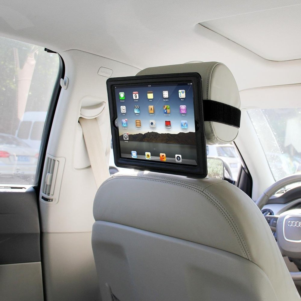 iClever Car Headrest Holder for iPad 2.jpg