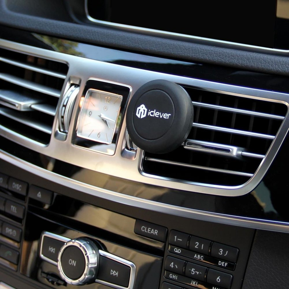 iCleverAir Vent Smartphone Magnetic Holder 5.jpg