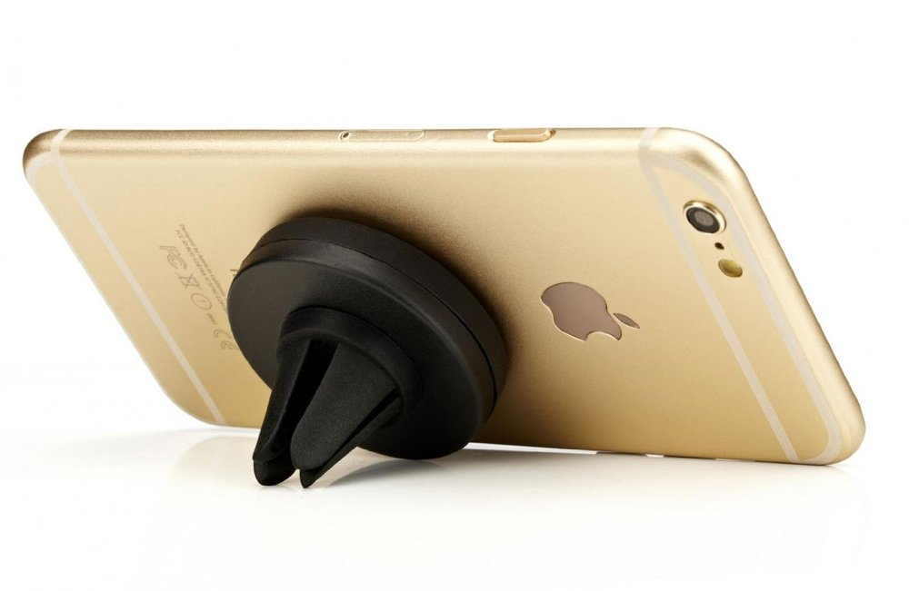iCleverAir Vent Smartphone Magnetic Holder 3.jpg