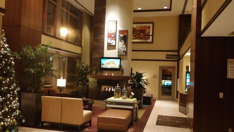 Maryland, Bethesda: Hilton Garden Inn — FrictionFactor