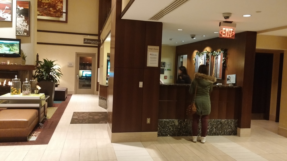 Maryland Bethesda Hilton Garden Inn FrictionFactor