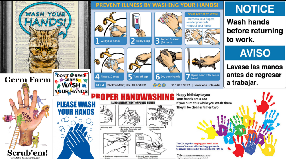 Hand washing Habits  — UX Research