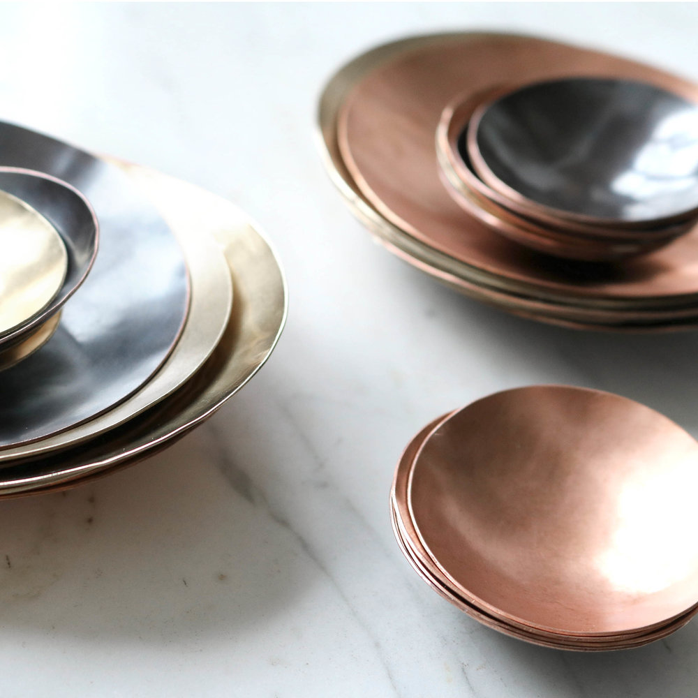 Brass Jewelry Dish | Small & Brass Jewelry Dish | Small u2014 Lady Faye Jewelry