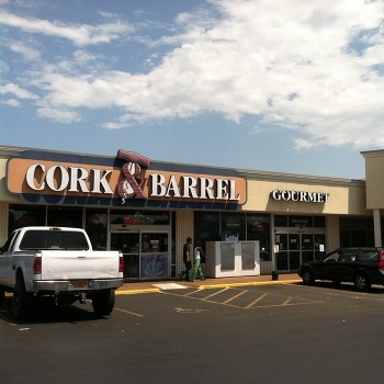 Cork & Barrel 2000 W. 23rd St.  Lawrence Kansas