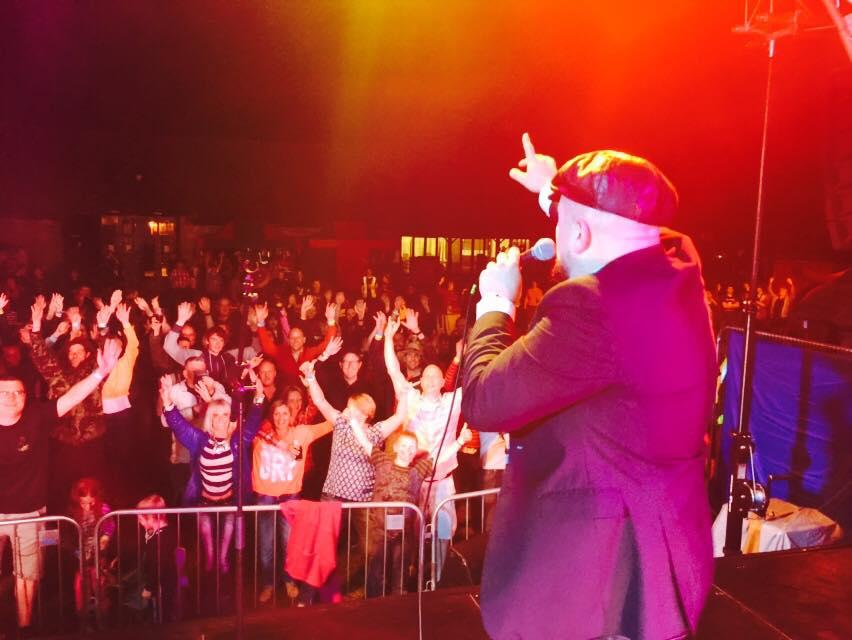 1EYE at Togfest 2015 Alek Reggae Ska Dub Mr Bailiff Worries & Trouble David Rodigan BBC Radio 1Xtra.jpg