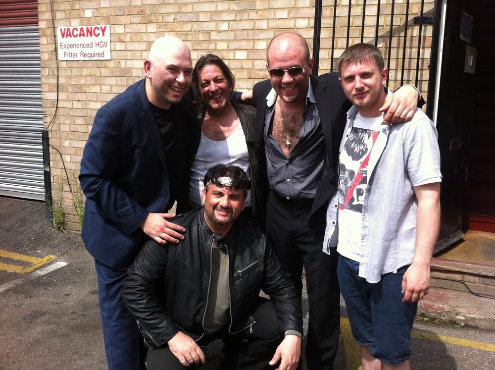 Bad Guys & Director - Ill Manors.JPG