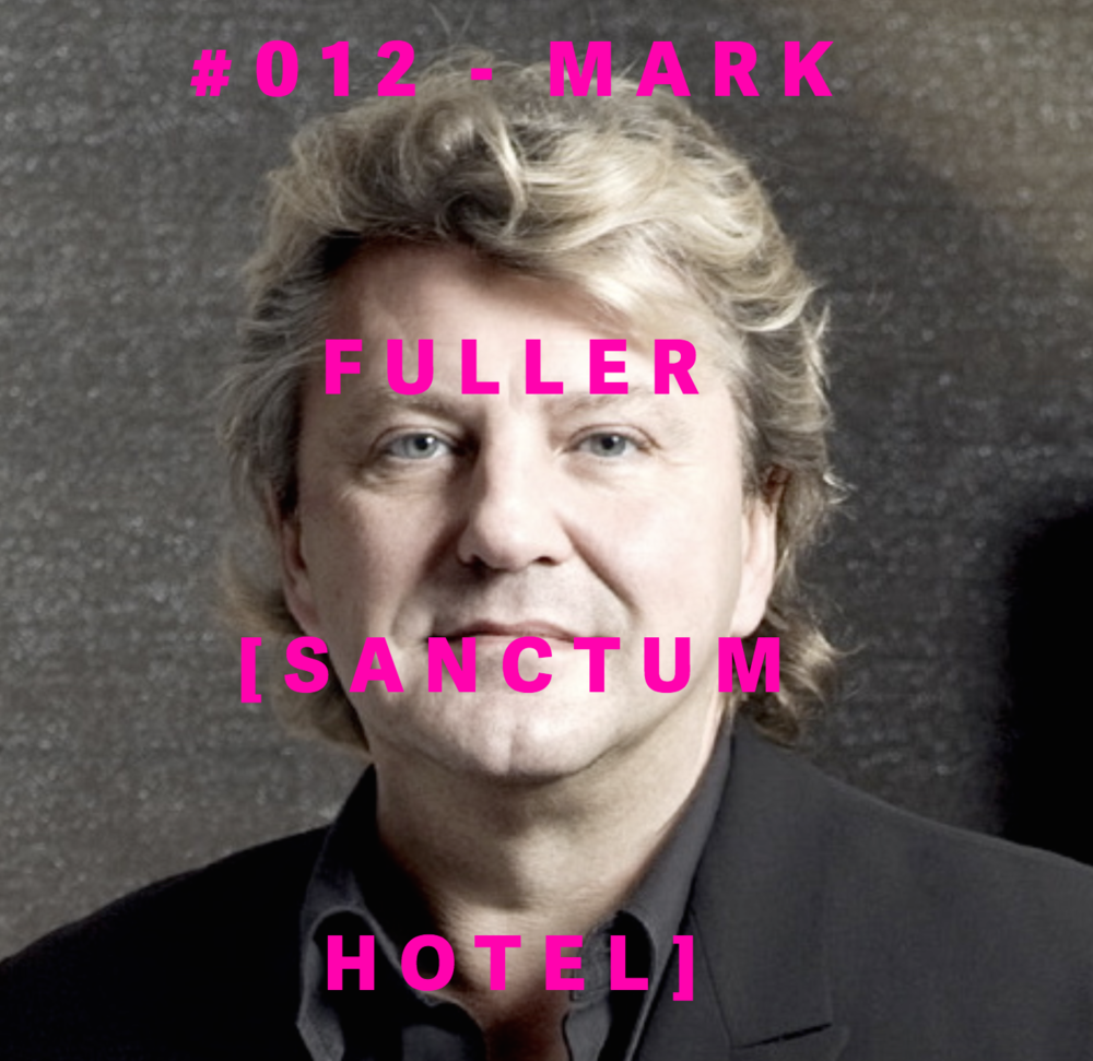 MARK FULLER  #012-THE ROCK'N'ROLL HOTEL