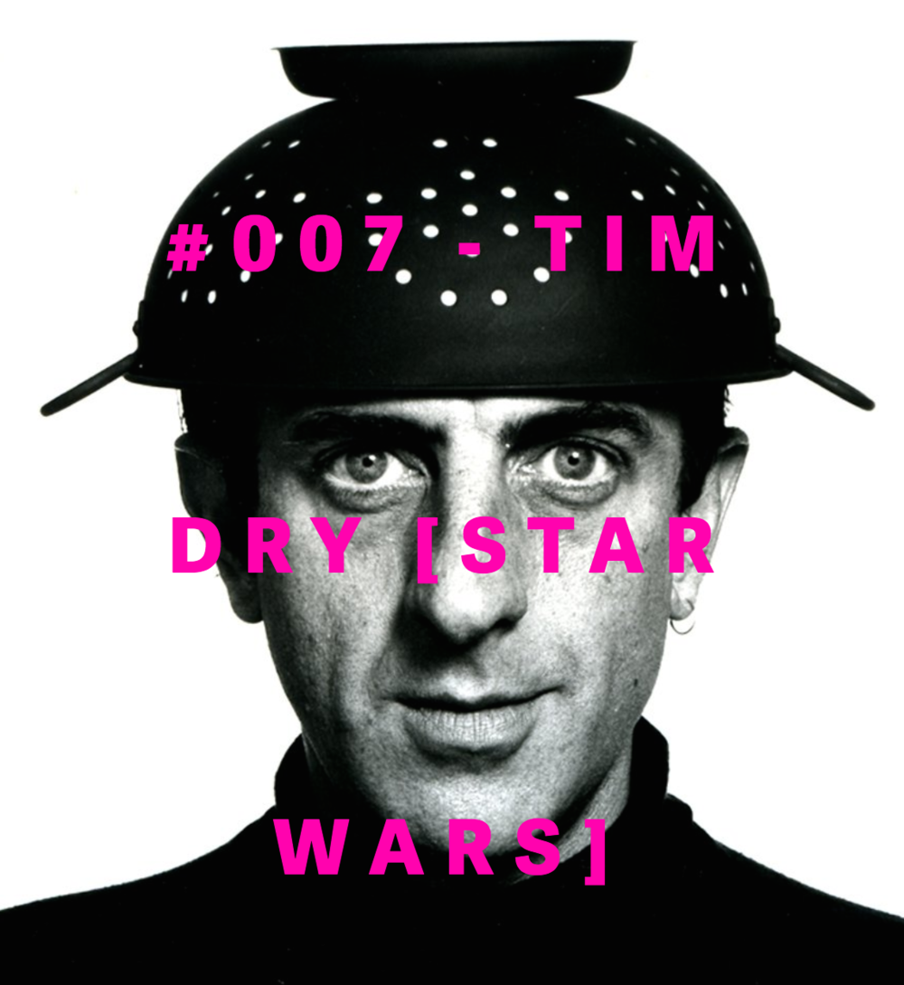 TIM DRY  #007-STAR WARS/X-TRO