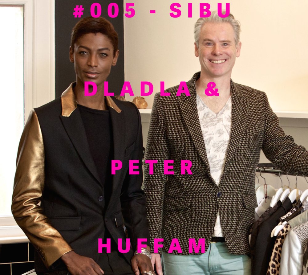 SIBU & PETER  #005-SIBU LONDON