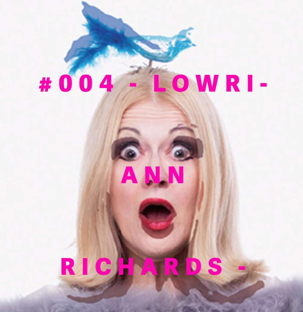 LOWRI-ANN  #004-LA LA SHCOKETTE