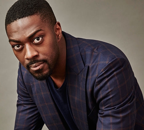 DAVID AJALA   #034-FROM HACKNEY TO HOLLYWOOD