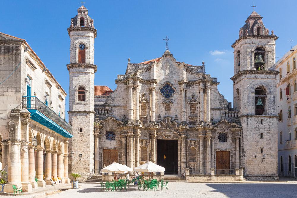 Cathedral de San Cristobal