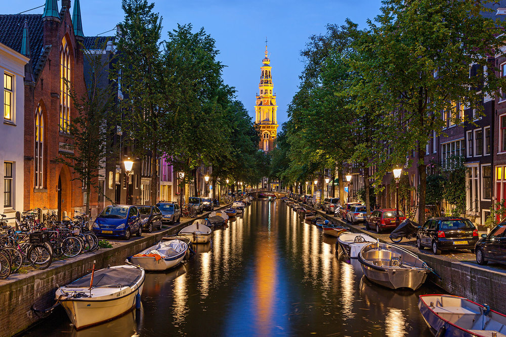 Amsterdam, Netherlands (Holand)