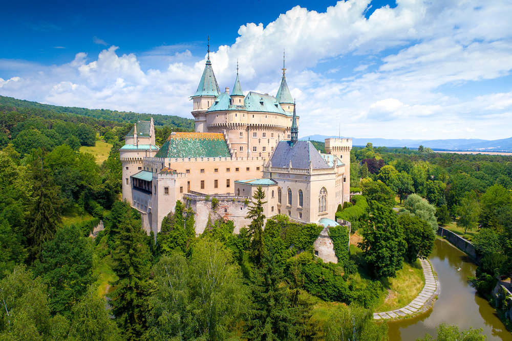 Bojnice Castle, Slovakia