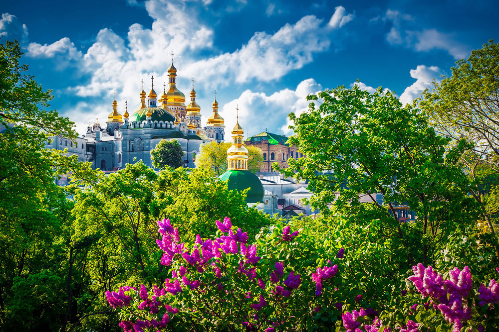 Kiev Perchersk Lavra, Ukraine