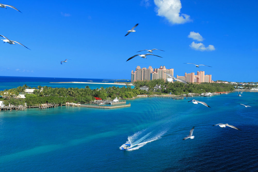 Atlantis Resort, Paradise Island, The Bahamas