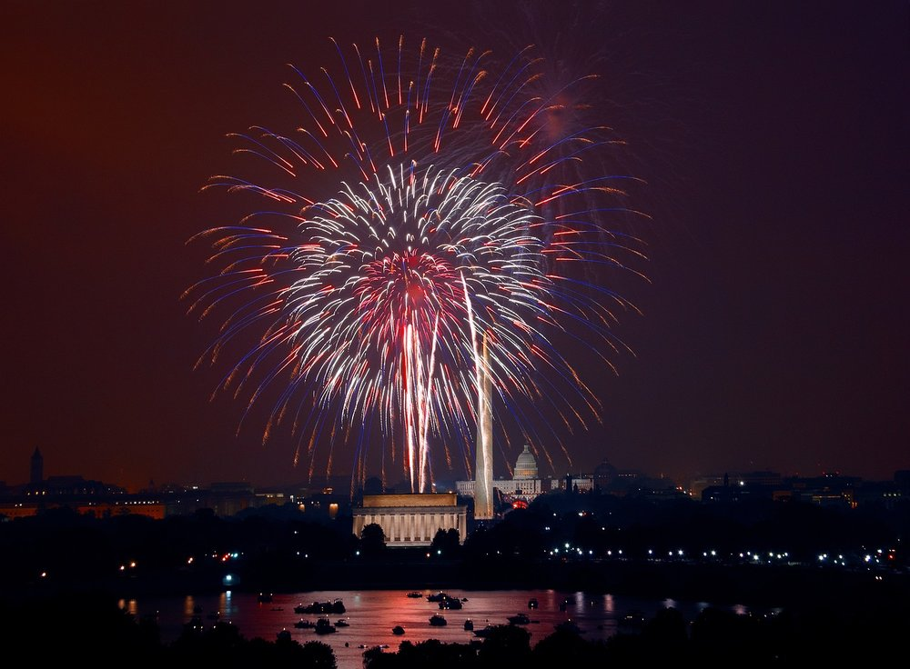Fourth of July, Washington, DC