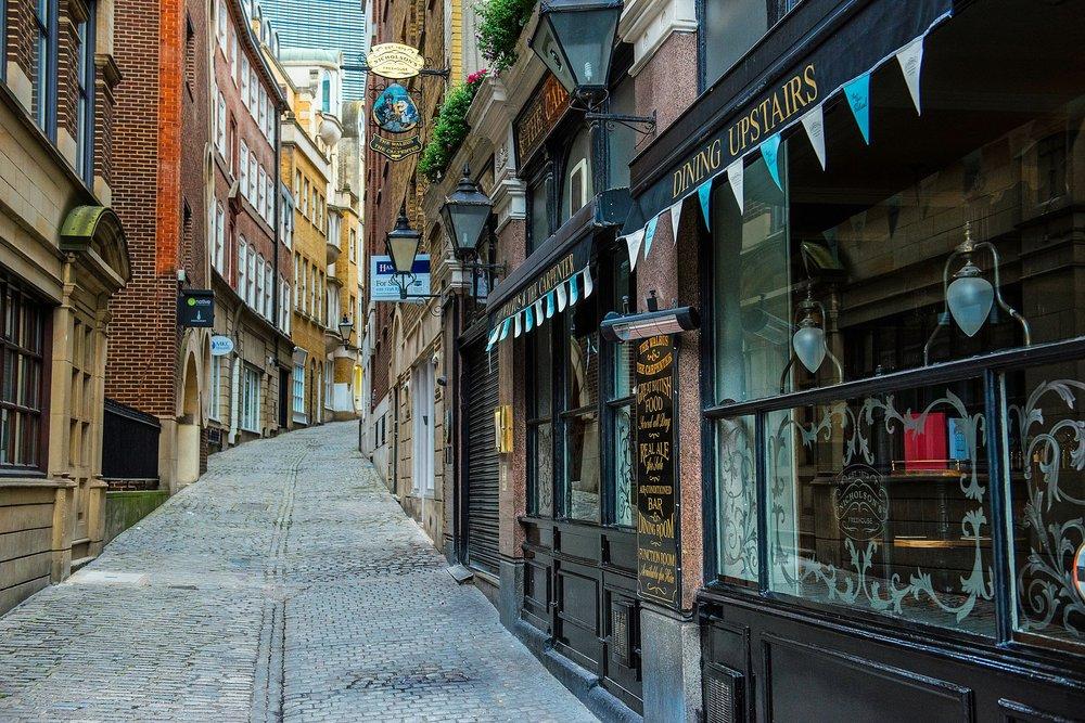 Lavat Lane, London, England