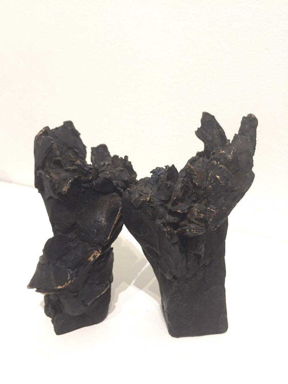 Bosca Briste II, cast bronze, 1/3