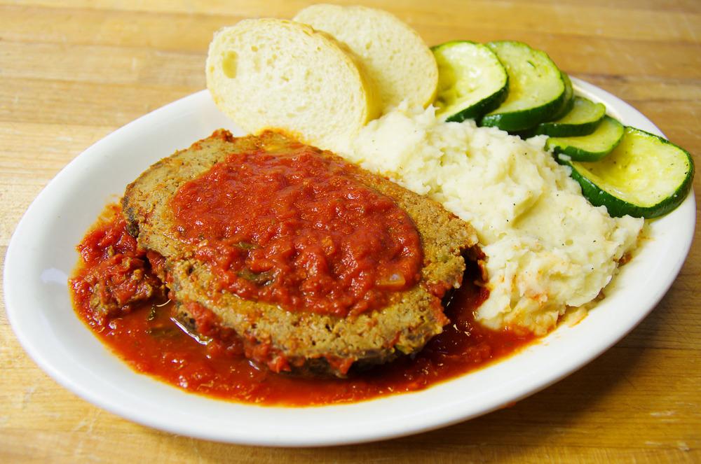 Sunday & Wednesday Meatloaf
