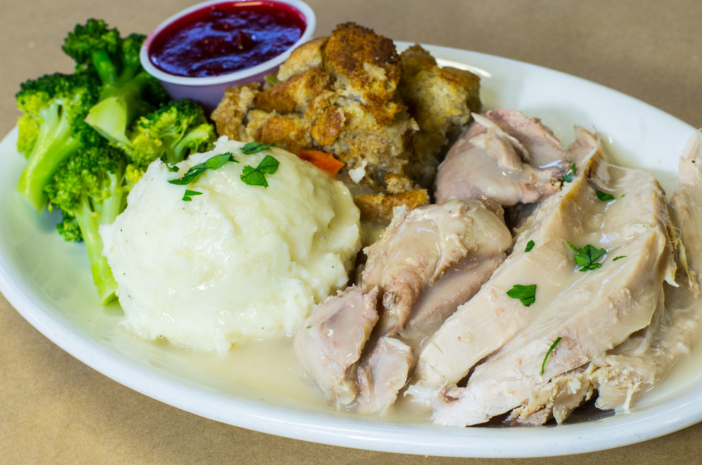 Thursday Thanksgiving Dinner