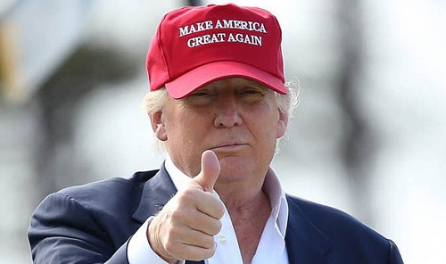Donald Trump aka OrangeMan