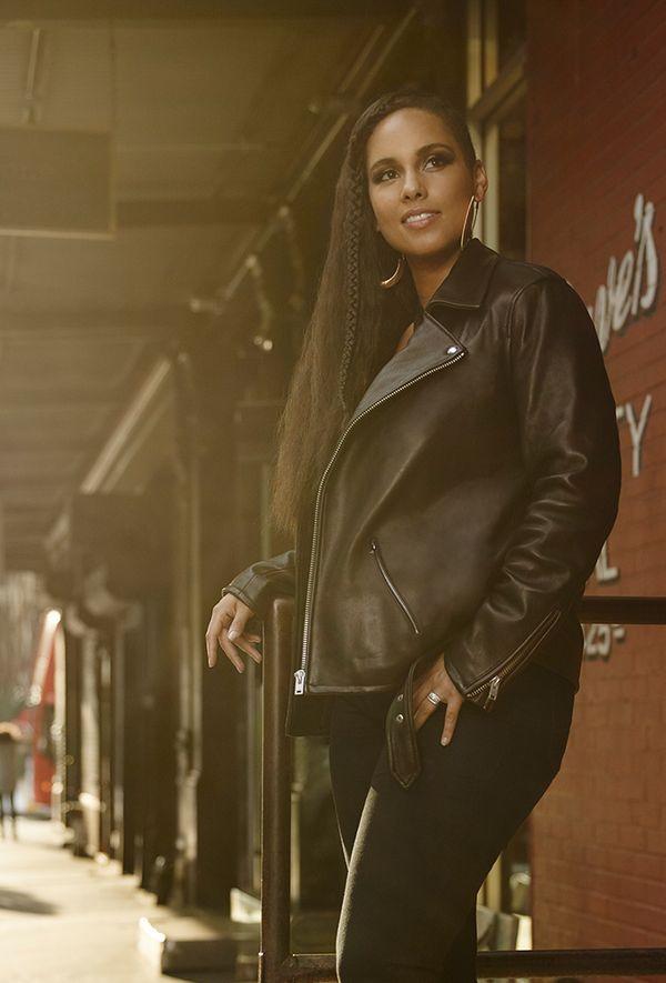 Alicia Keys-Levis