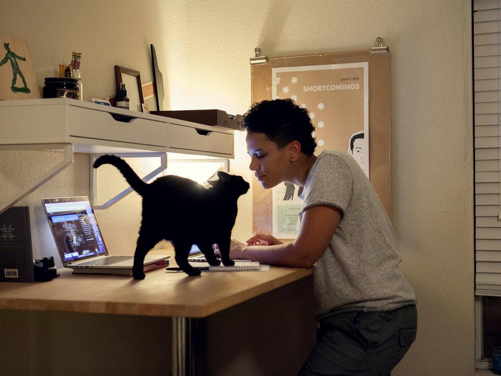 Heather Abbott, Designer/Photographer/Activist