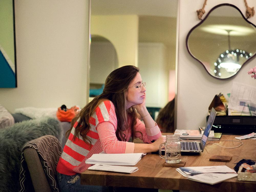 Juliet Seniff, Screenwriter