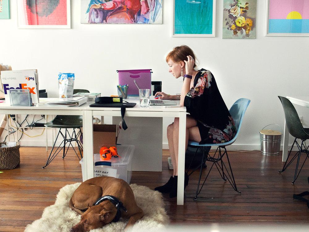 Kate Stewart, Event Planner