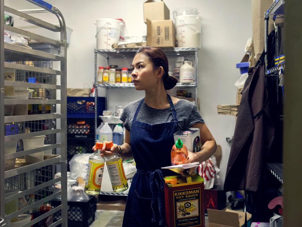 Mai-Tam Nguyen, Pastry Chef