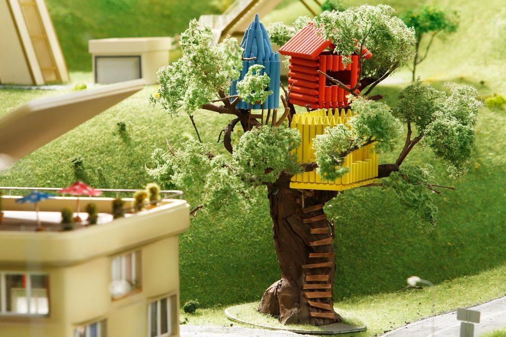 Crayon Treehouse