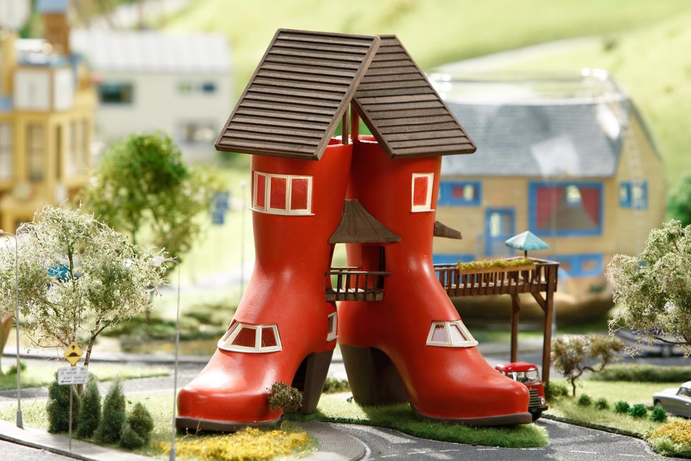 Red Boots House