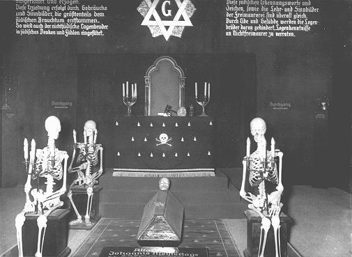Anti-Masonic Propaganda Material