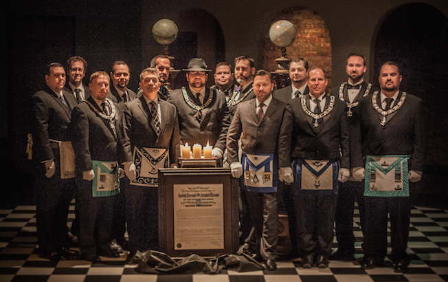 Lodge Veritas No. 556- 2014- Photo Credit: Wor. Matthew D. Anthony