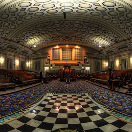 Masonic Memorial Temple, Brisbane