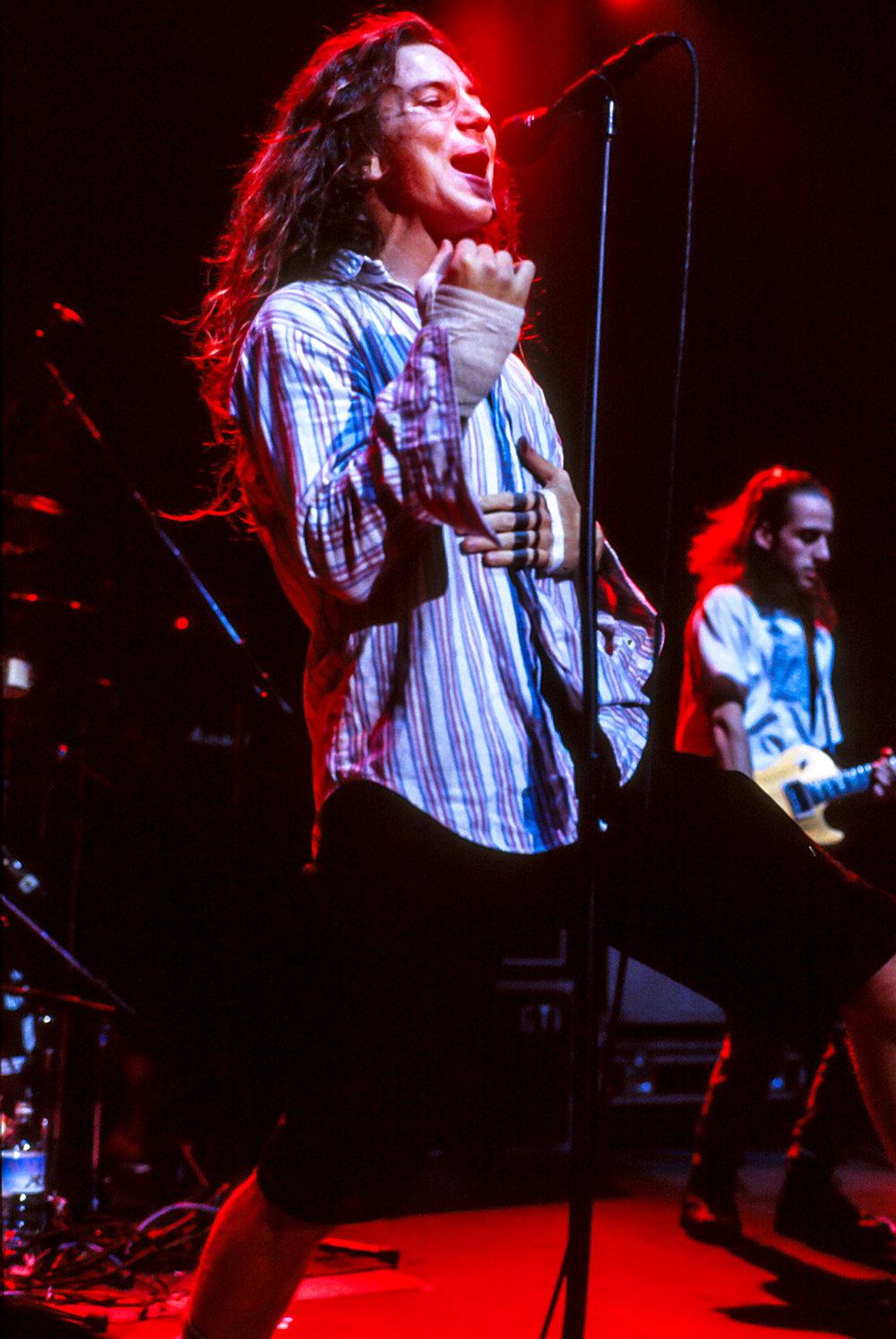 Eddie Vedder/Pearl Jam - 1991