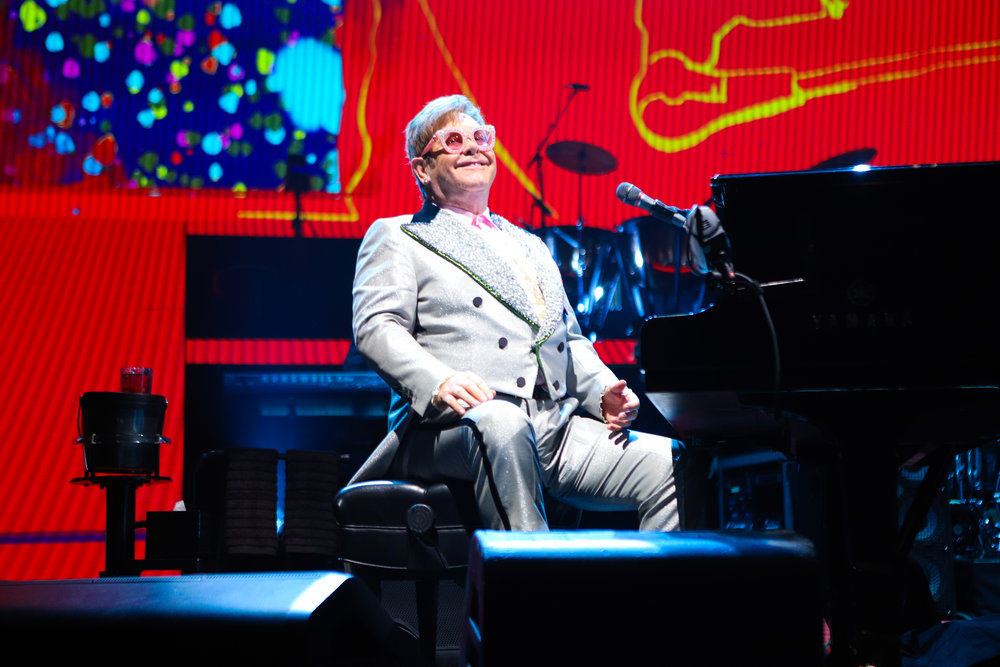 Elton John - 2018