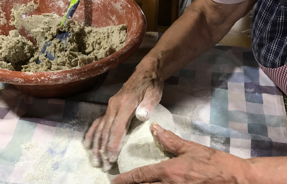 BREAD MAKING EXPERIENCES -
