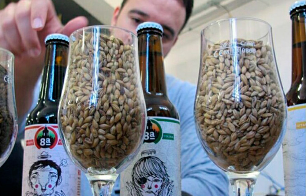CRAFT BEER FACTORY EXPERIENCE -