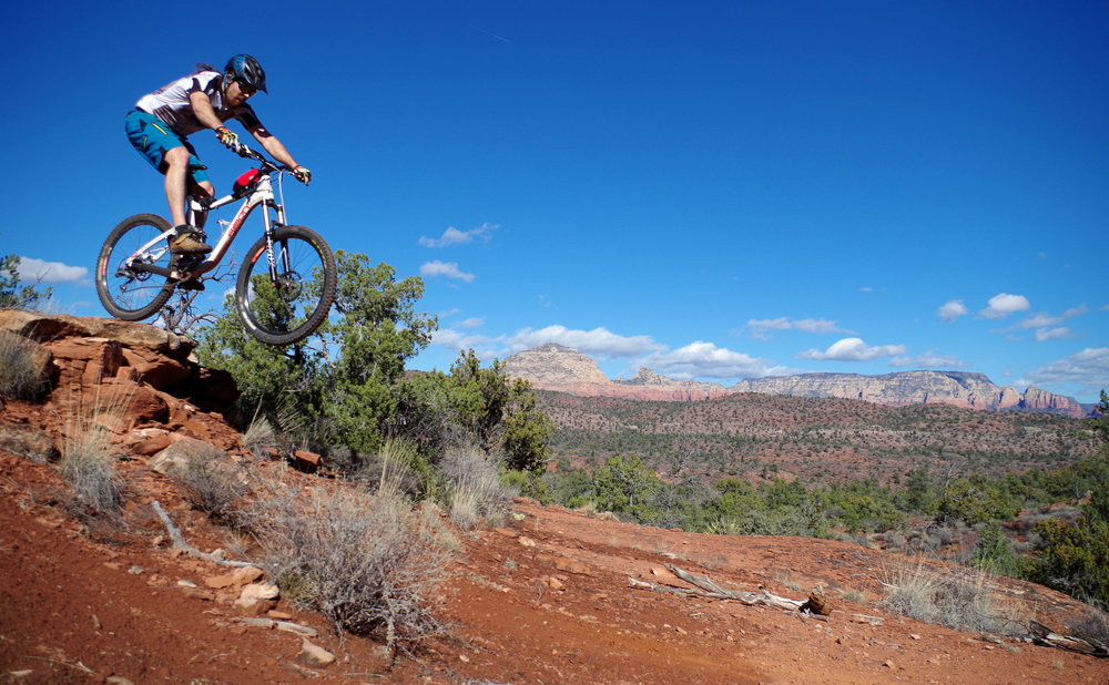 Airtime in Sedona, Arizona