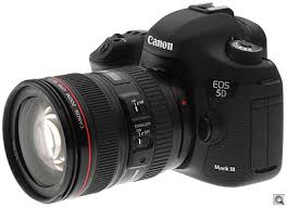 CANON 5D MARK III CAMERA PACKAGE  1080P H264 RECORDING