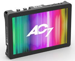 SMALL HD 7 INCH AC7 OLED MONITOR  720p OLED DAY BRIGHT VIEWING