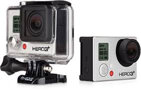 GOPRO HERO 3+ BLACK EDITION  2.7K CAMERA PACKAGE, PRO TUNE VIDEO MODE