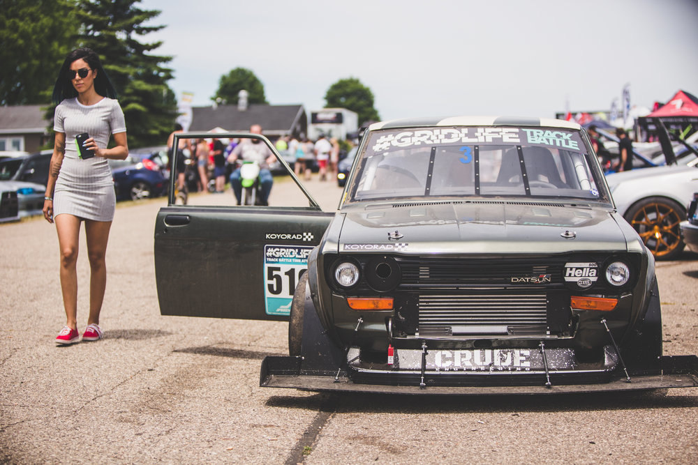 Pitlane - #GRIDLIFE Midwest 2017
