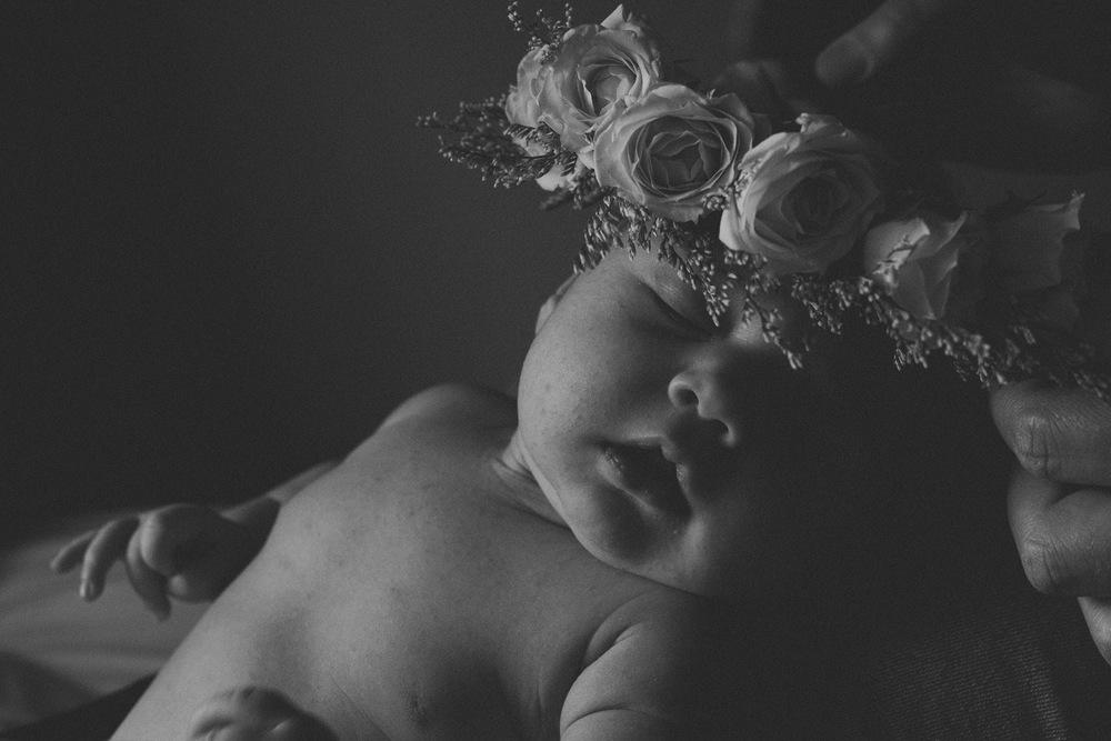 Addie 5Weeks Flower Crown