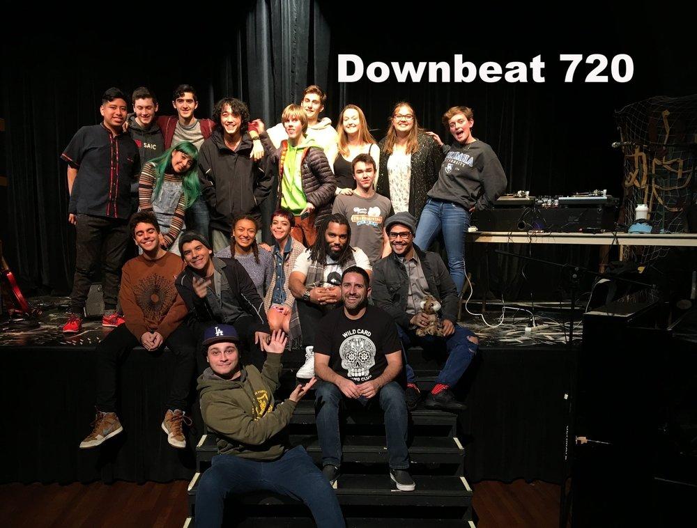 Downbeat 720