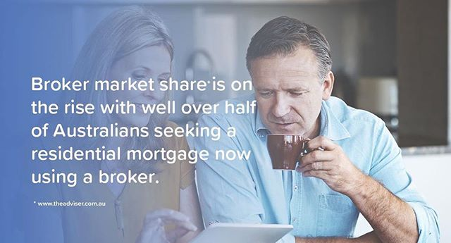 More people now prefer using a home loan broker – are you taking advantage of the choice a broker brings to the table? #keepcompetitionalive #brokerbehindyou #mortgagebroker